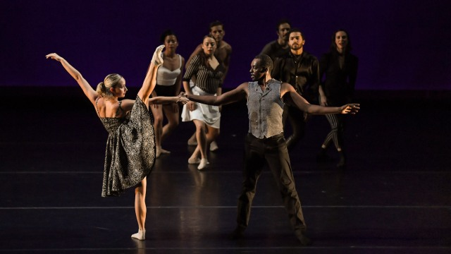 BODYTRAFFIC dance Concert held on May 31, 2018 at The Wallis Annenberg Center for the Performing Arts in Beverly Hills, California.
